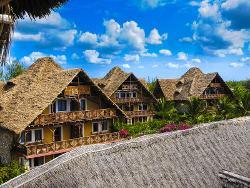 PalumboReef Beach Resort Zanzibar