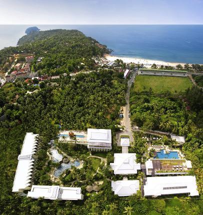 Horizon Karon Beach Resort  Spa